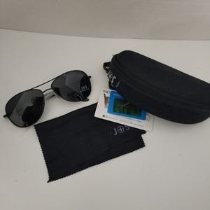 J+S Aviator sunglasses polarized 100% UV